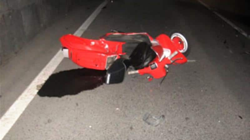 incidente vespa