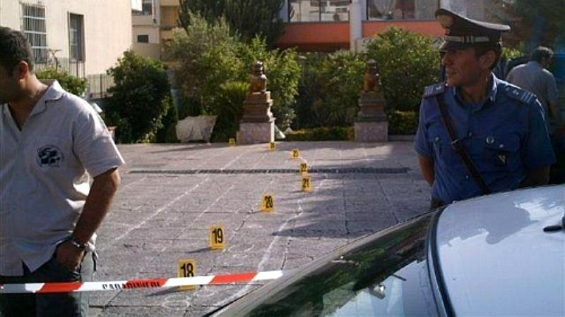 cinese ucciso
